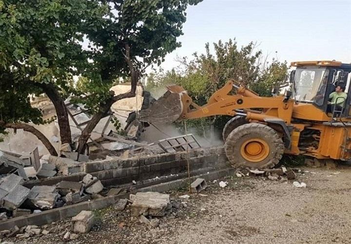 تخریب ۳۴ ویلای غیرمجاز با ورود قوه قضائیه در پردیس / خط و نشان دادستانی برای متخلفان