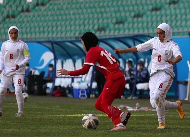 برد شیرزنان ایرانی در پنالتی ؛ صعود تاریخی ملی پوشان فوتبال به دور نهایی
