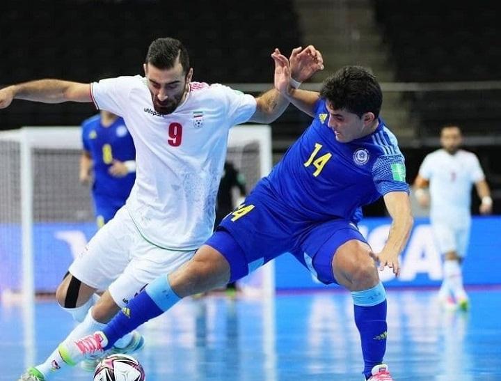 ایران ۲ – قزاقستان ۳/ حذف تلخ و باورنکردنی تیم ملی فوتسال از جام جهانی!