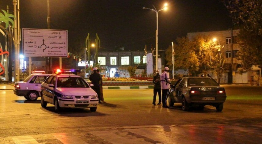 محدودیت تردد شبانه ادامه دارد/ مردم هنوز به خاطر منع تردد در شب جریمه می شوند!