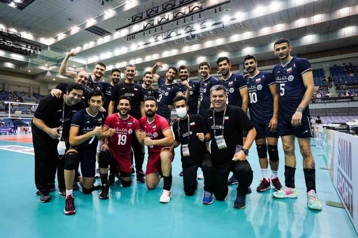 0 -ژاپن؛ 3-ایران قهرمان ترسناک والیبال آسیا