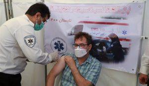 واکسیناسیون کرونا در کشور به ۴۰ سالهها رسید