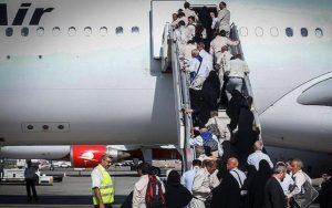 دلایل تاخیر پروازهای اربعین اعلام شد