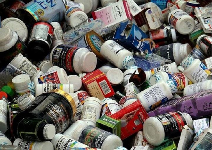 کشف بیش از ۷۰۰۰ داروی غیرمجاز و قاچاق از خانه مدیر یک کانال تلگرامی