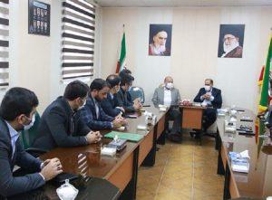 انتخابات شورای شهرستان برگزار و اعضای این شورا معرفی شدند