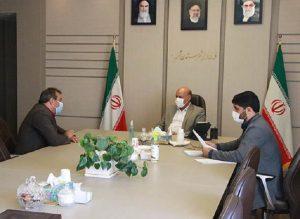 برگزاری جلسه ملاقات عمومی فرماندار شهریار